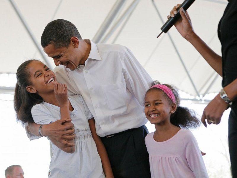 Babalar Günü Ünlü Babalar Obama