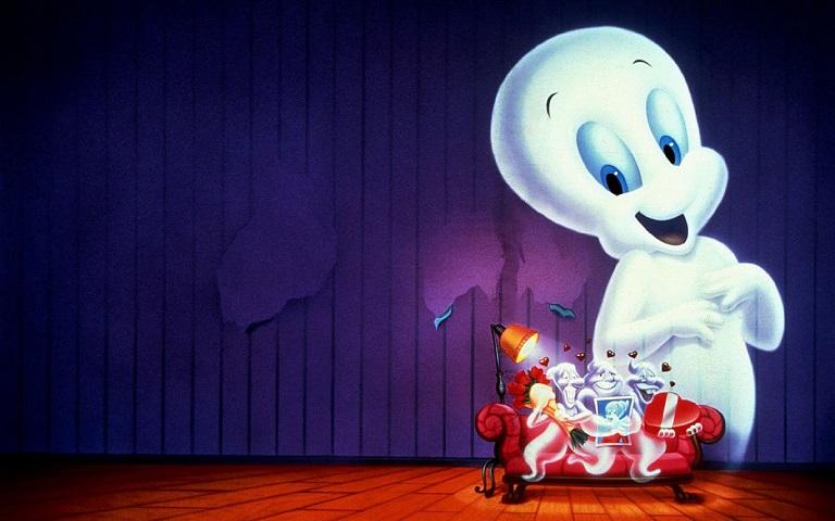 Çizgi Film Casper