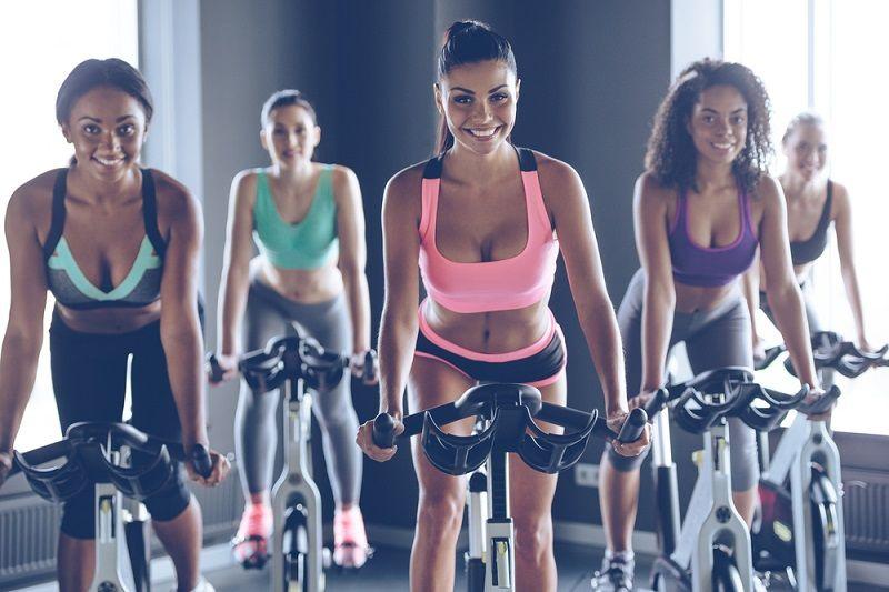 Göbek Eritme Hareketleri Bisiklet