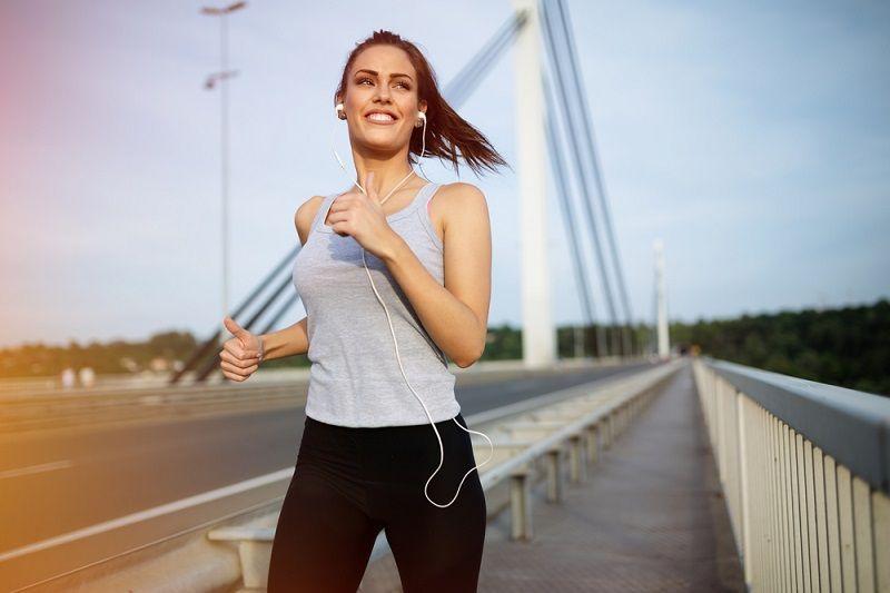 Göbek Eritme Hareketleri Koşu ve Tempolu Yürüyüş