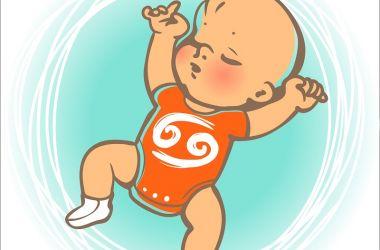 Yengeç Burcu Bebeği