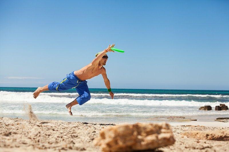 Beach Oyunları Flick