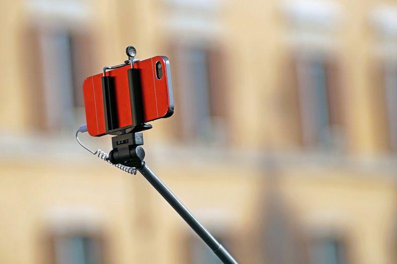 Cep Telefonu Aksesuarı Selfie Çubuğu