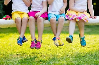 Çocuk Kıyafetleri Sandalet