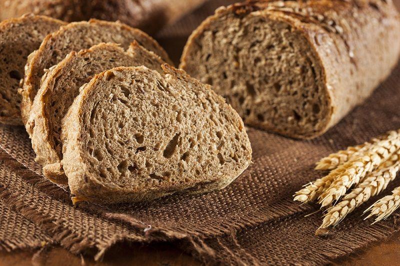 Evde Ekmek Yapımı Tam Buğday Ekmeği
