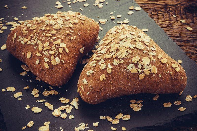 Evde Ekmek Yapımı Yulaflı Ekmek