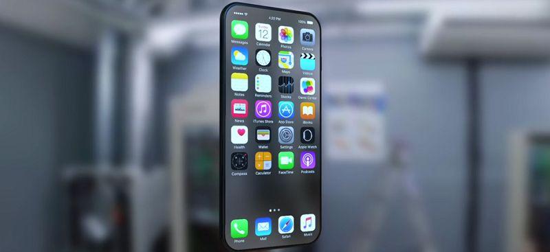 iPhone 8 Tasarım