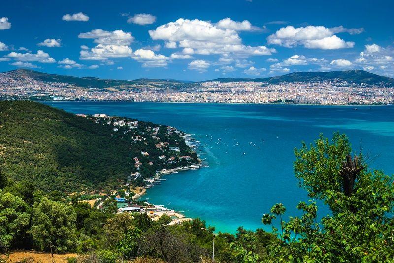 İstanbul Plajları Büyükada