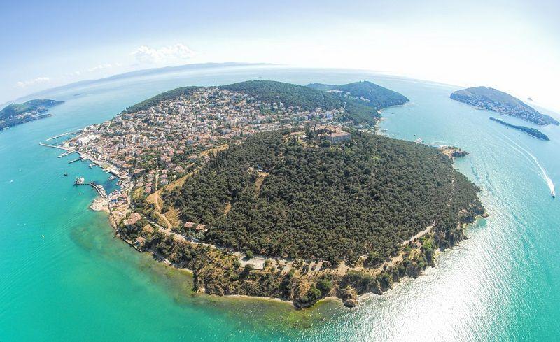 İstanbul Plajları Heybeliada