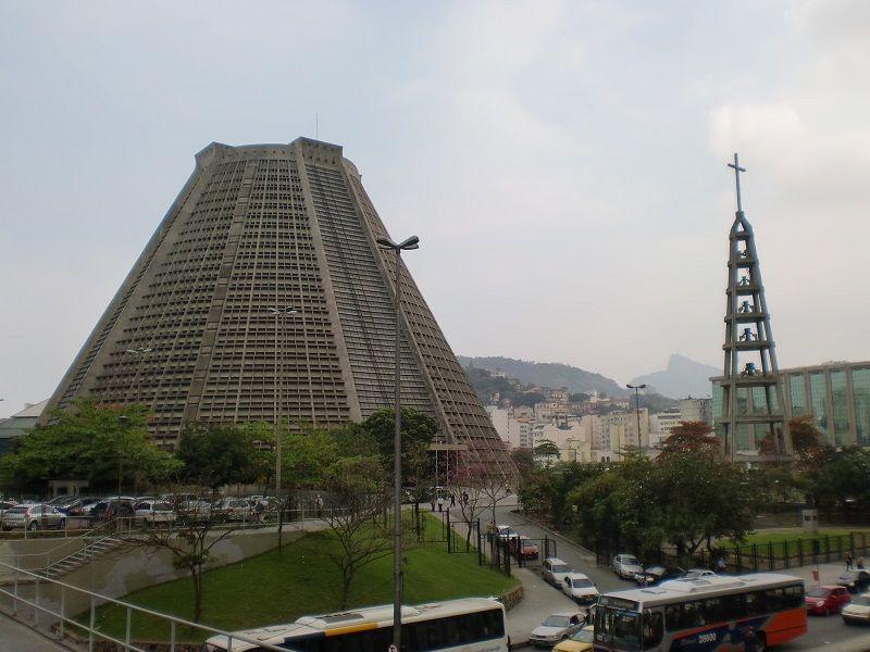 Rio de Janeiro Katedral