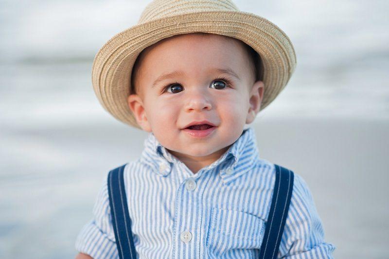 Bebek Kıyafetleri Pantolon Askısı