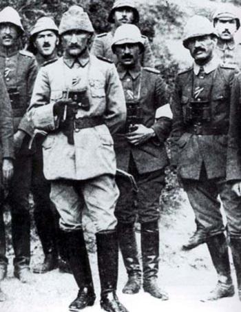 29 Ekim Mustafa Kemal Cumhuriyet