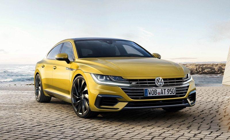 Volkswagen Arteon Türkiye