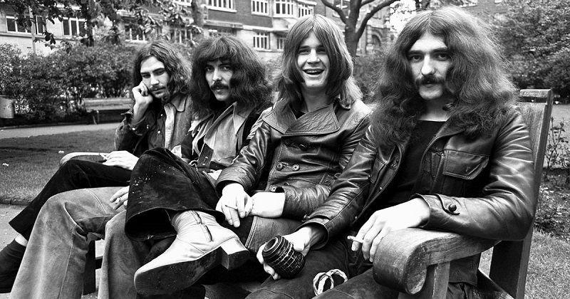 Metal Grupları Black Sabbath