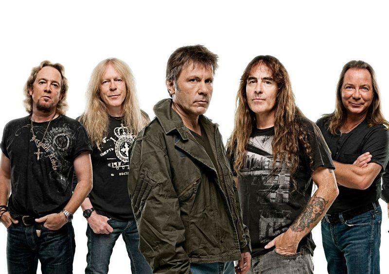 Metal Grupları İron Maiden