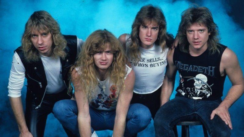 Metal Grupları Megadeth