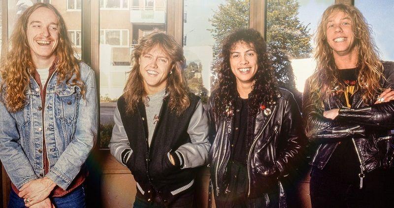 Metal Grupları Metallica