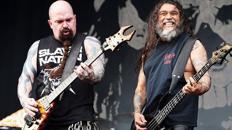 Metal Grupları Slayer