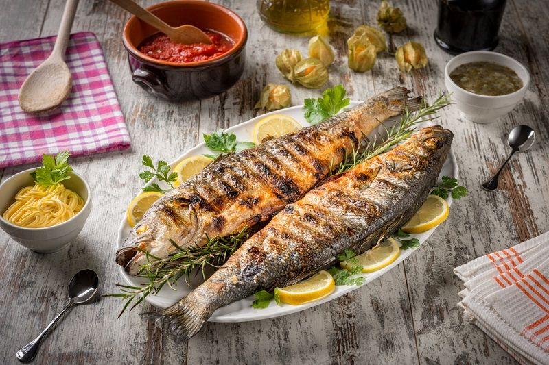 Fırında Balık Nasıl Yapılır