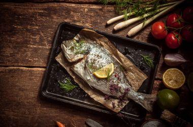 Fırında Balık Pişirmek