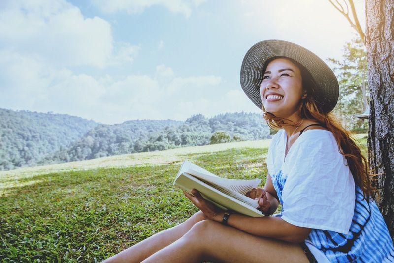 Sağlıklı Yaşam Kitap Okumak