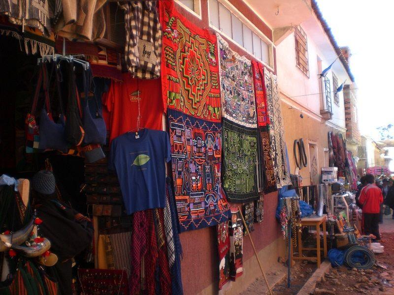 Sucre, Bolivya