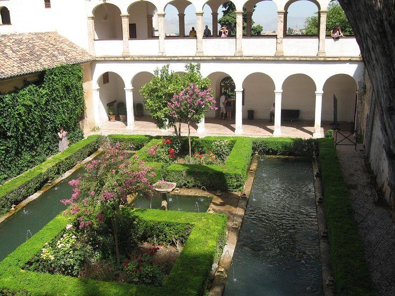 Granada Gezi Notları Elhamra
