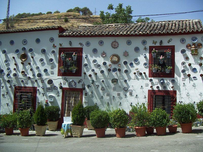 Granada Gezi Notları Sacromonte