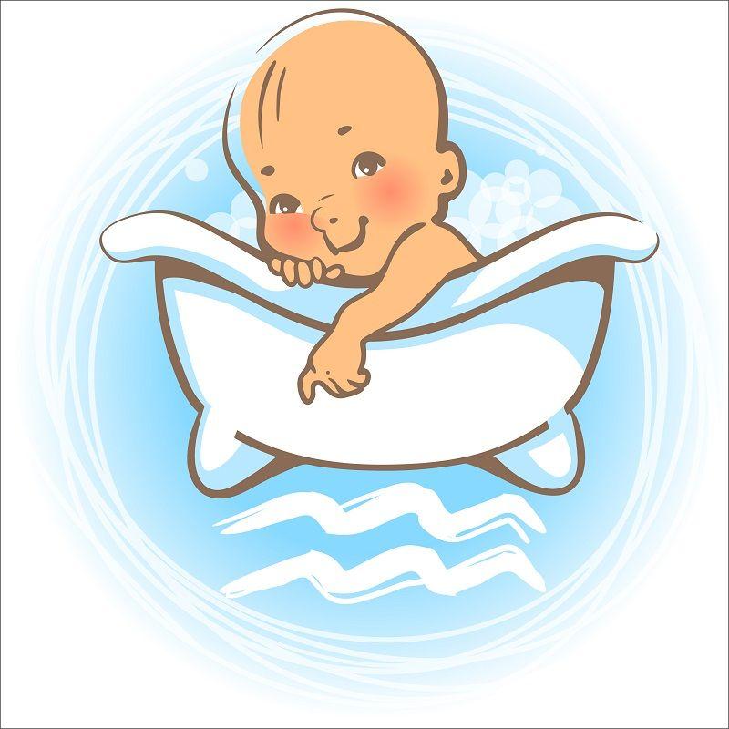 Kova Burcu Bebeği