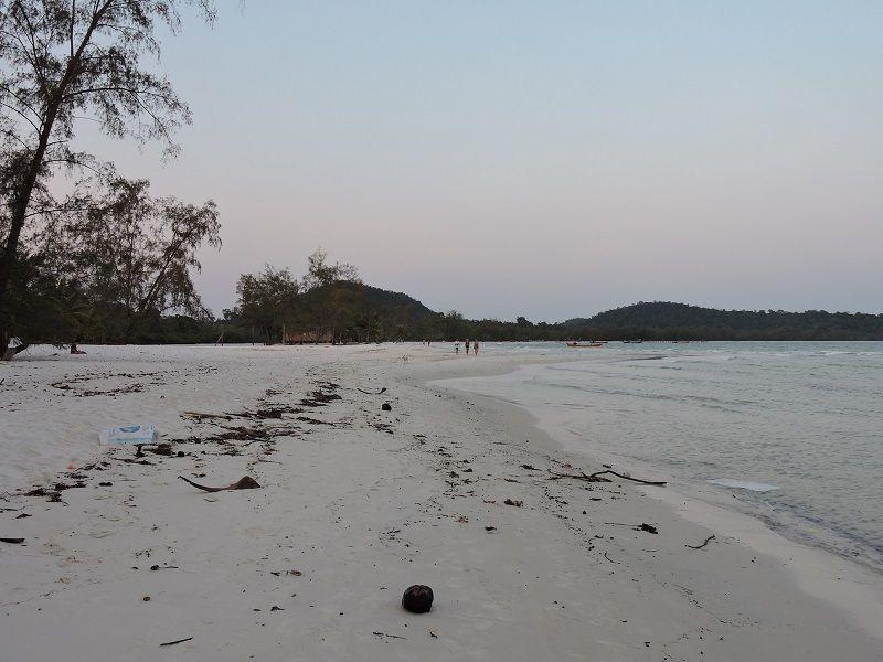 Kamboçya Koh Rong Adası