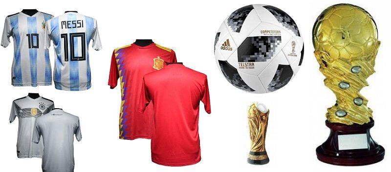 Dünya Kupası Formaları