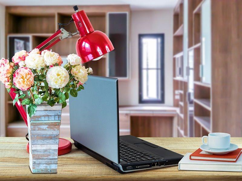 Ofis Dekorasyonu Ofis Çiçekleri