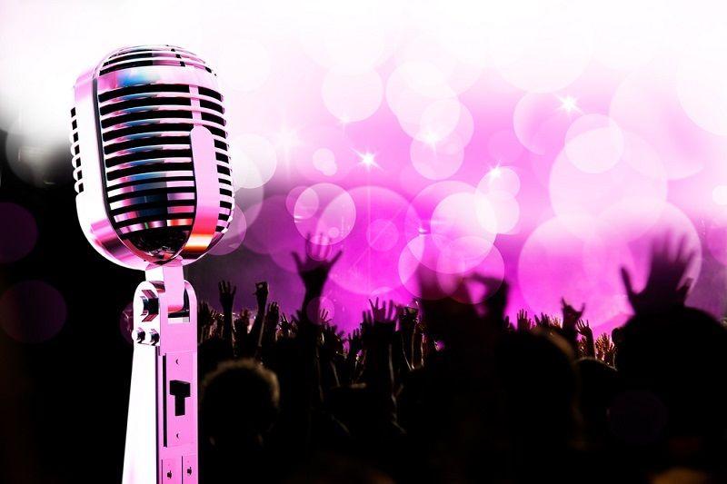 Karaoke Mikrofonu