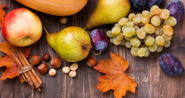Sonbahar Meyveleri Nelerdir?
