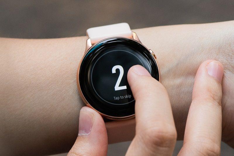 Samsung Galaxy Watch Active Renkleri