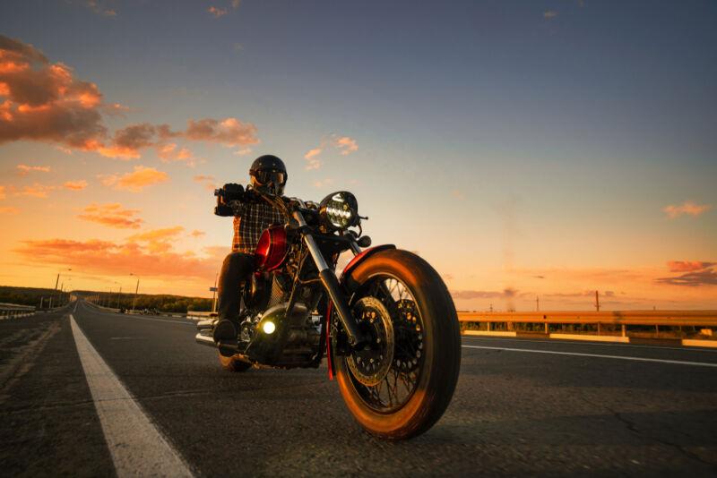 chopper motosiklet