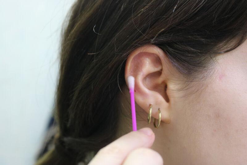 piercing bakımı