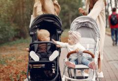anne, bebek, bebek arabası