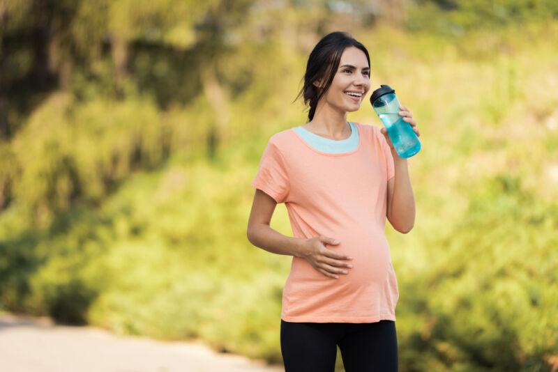 hamileyken yürüyüş yapmak
