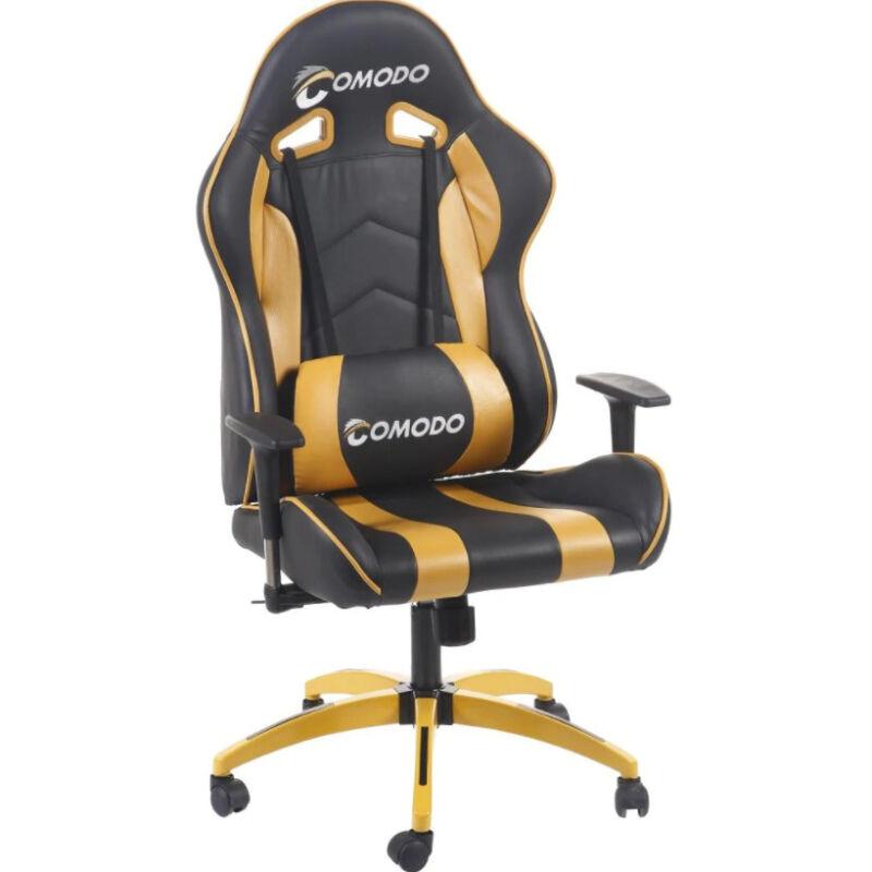 sarı bilgisayar koltuğu