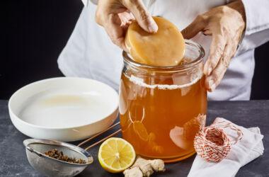 kombu çayı