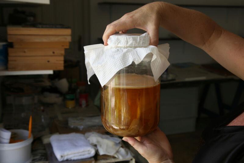 kombu çayı nasıl saklanır