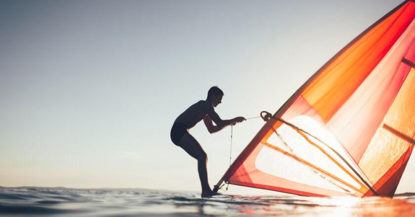 windsurf rüzgar sörfü