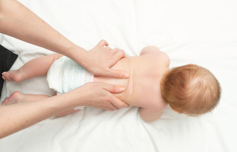 masaj bebek