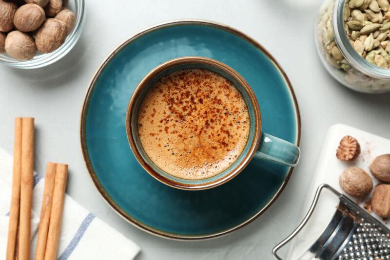 hint cevizi kahve