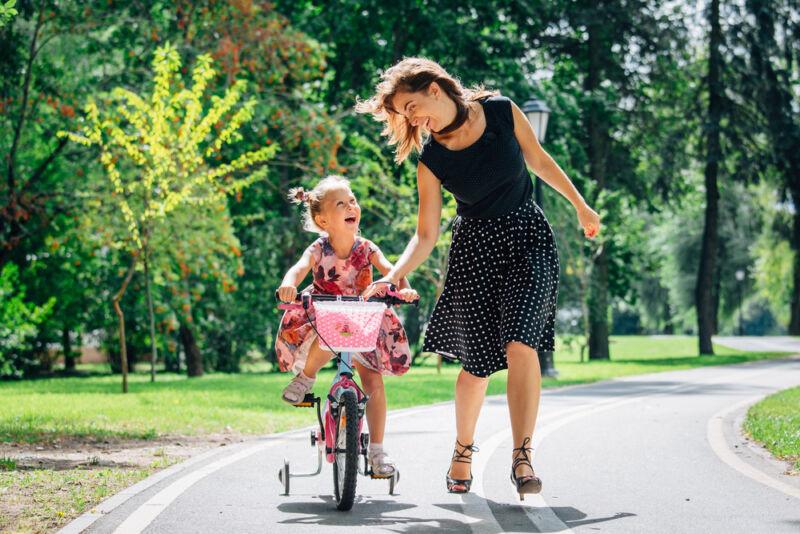 çocuk bisikleti seçerken dikkat edilmesi gerekenler