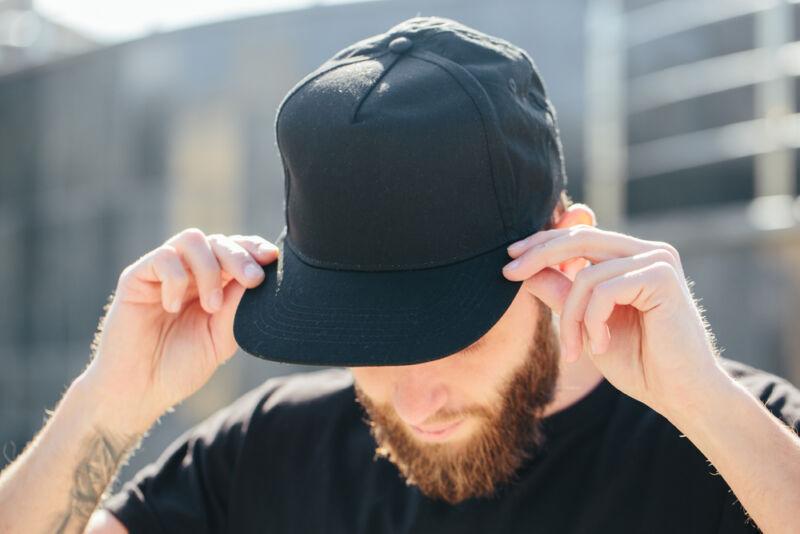 erkek şapka modelleri