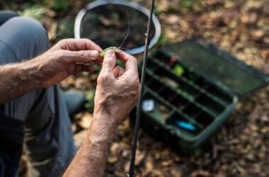 balık tutmak için gerekli malzemeler