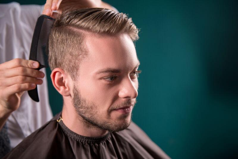 ince telli erkek saçı
