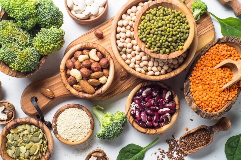 bitkisel protein içeren besinler